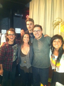 Smiles with the Kopecky Family Band